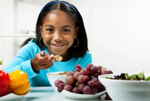 Nutrition and child development