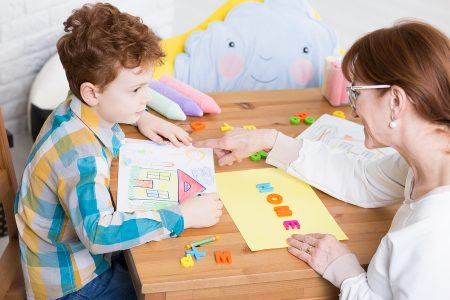 Children's Occupational Therapy New Haven