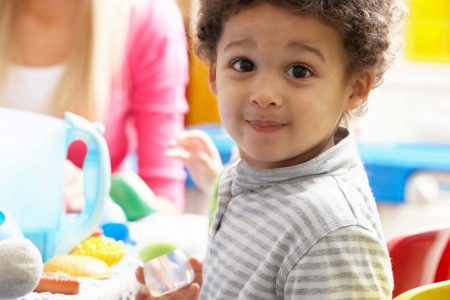 Child Occupational Therapy New Haven